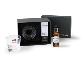 Whisky Presentation Gift with Crystal Tumbler | Made in Britain